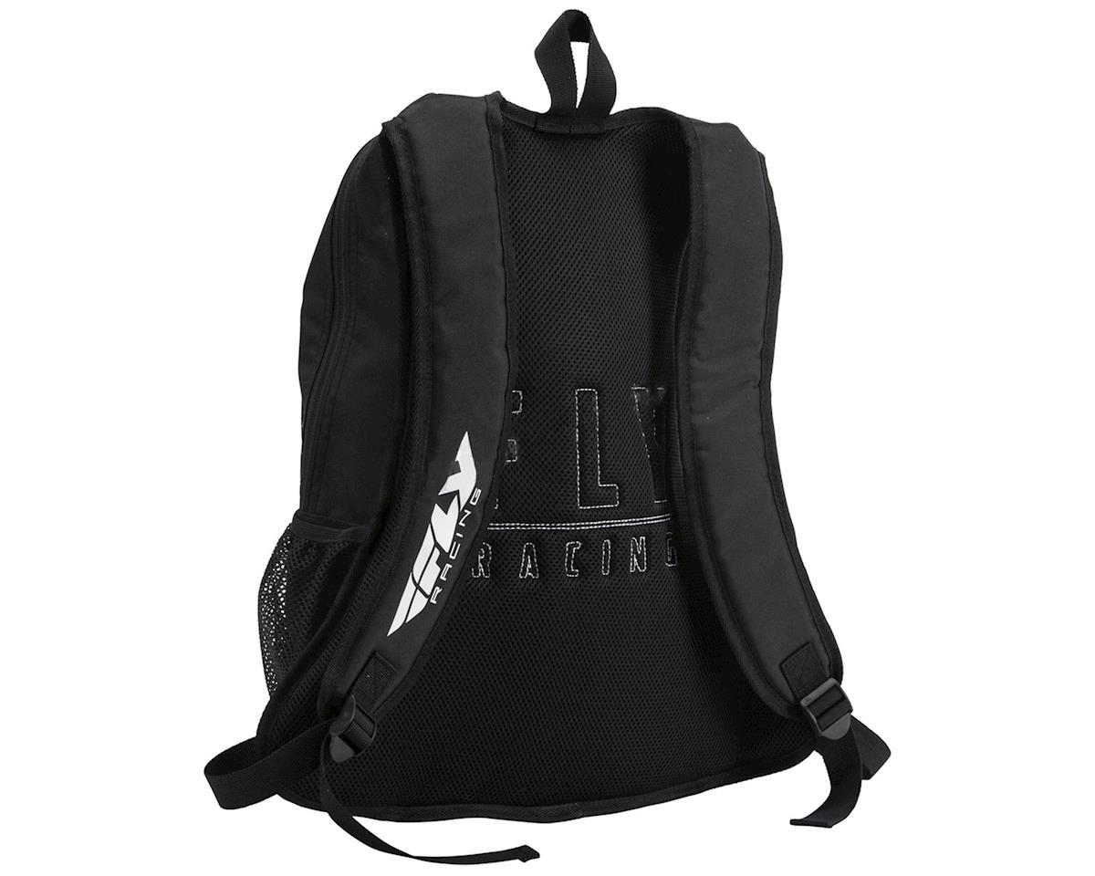 Fly Racing Jump Pack Backpack (Black/White Splatter)