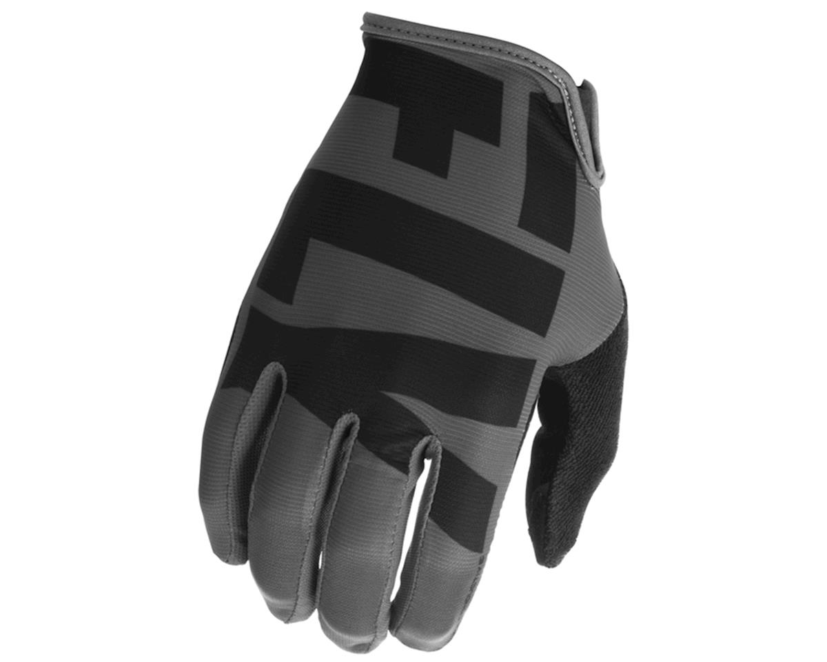 Fly Racing Media Cycling Glove (Grey/Black) (M)