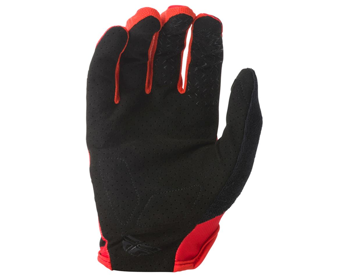 Fly Racing Media Cycling Glove (Red/Black) (M)
