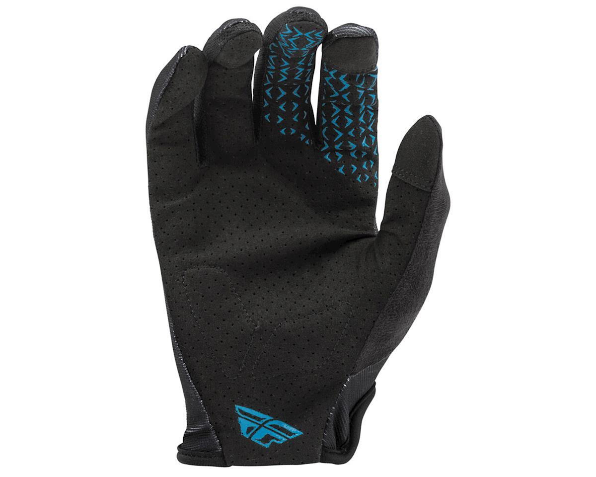 Image 2 for Fly Racing Media Glove (Black/Blue) (9)