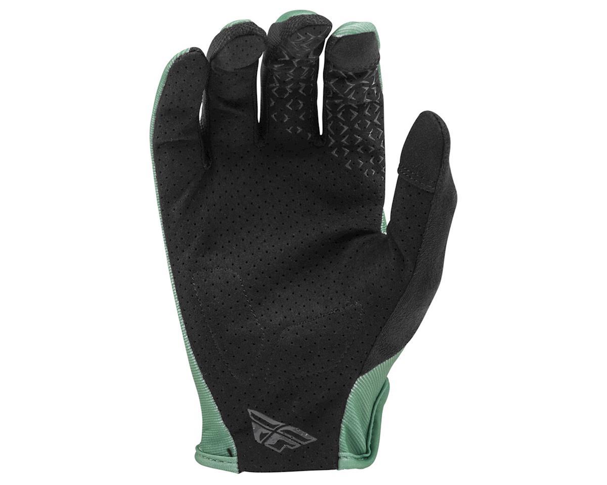 Image 2 for Fly Racing Media Glove (Sage/Black) (9)