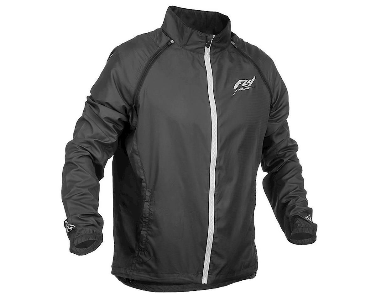 Fly Racing Ripa Jacket (Black) (L)