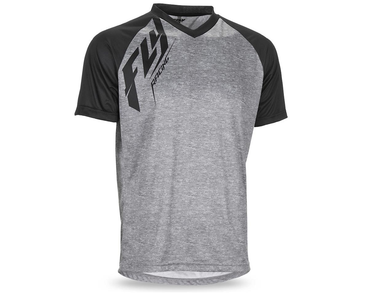 Fly Racing Fly Action Jersey (Heather/Black) (L)