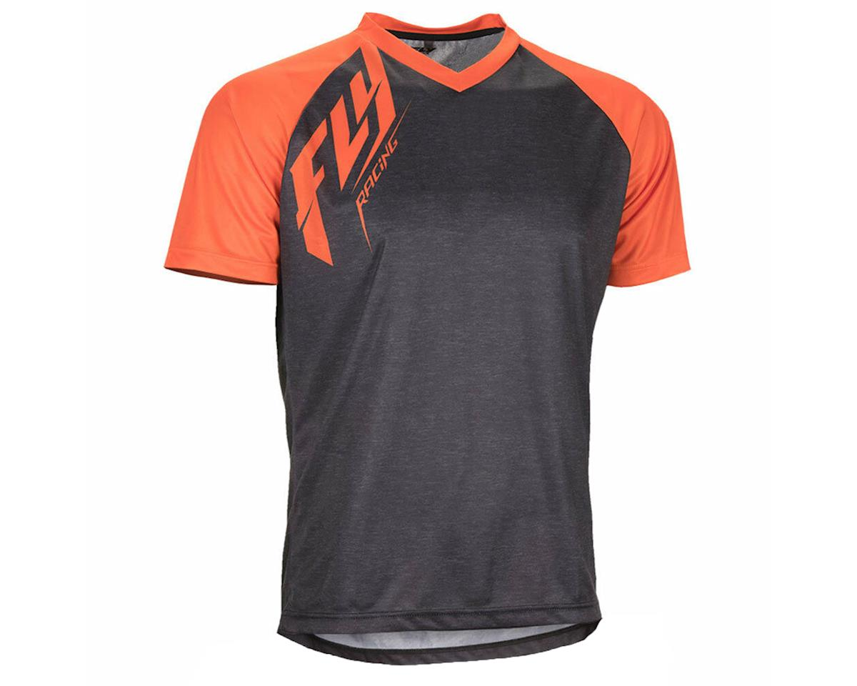 Fly Racing Action Jersey (Heather/Orange)