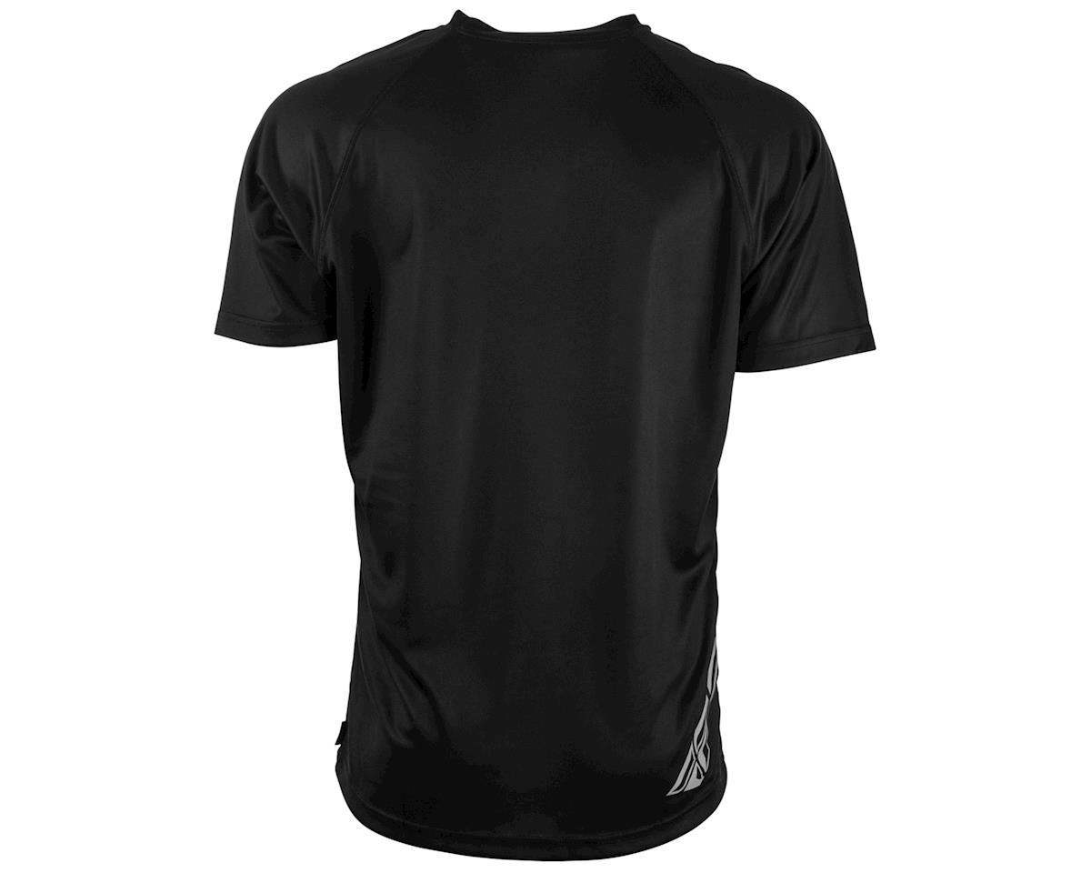 Fly Racing Action Jersey (Black) (M)