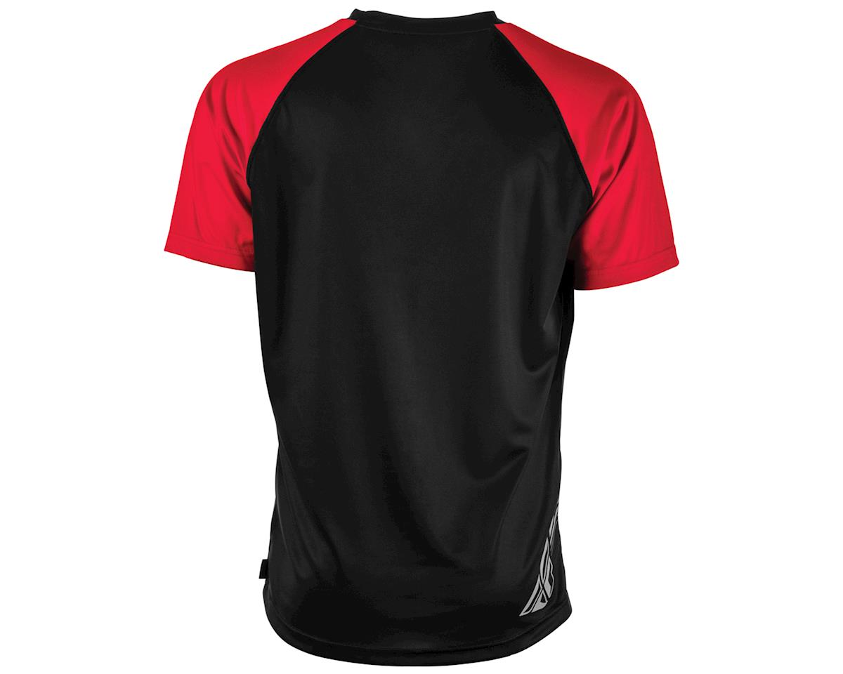 8a74413dbd8 Fly Racing Action Mountain Bike Jersey (Black/Red) (S) [352-8012S] |  Clothing - Nashbar