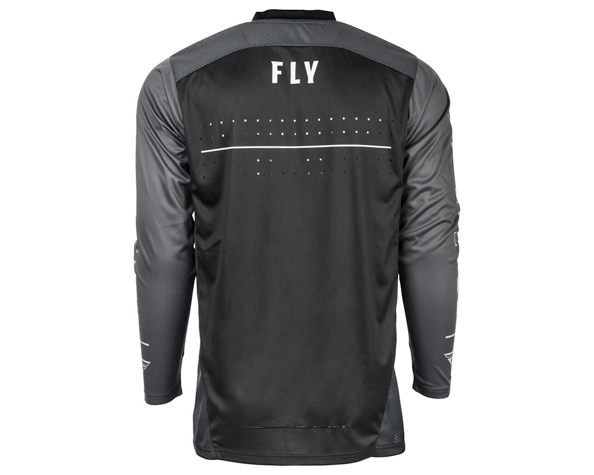 Image 2 for Fly Racing Radium Jersey (Black/Grey/White) (L)