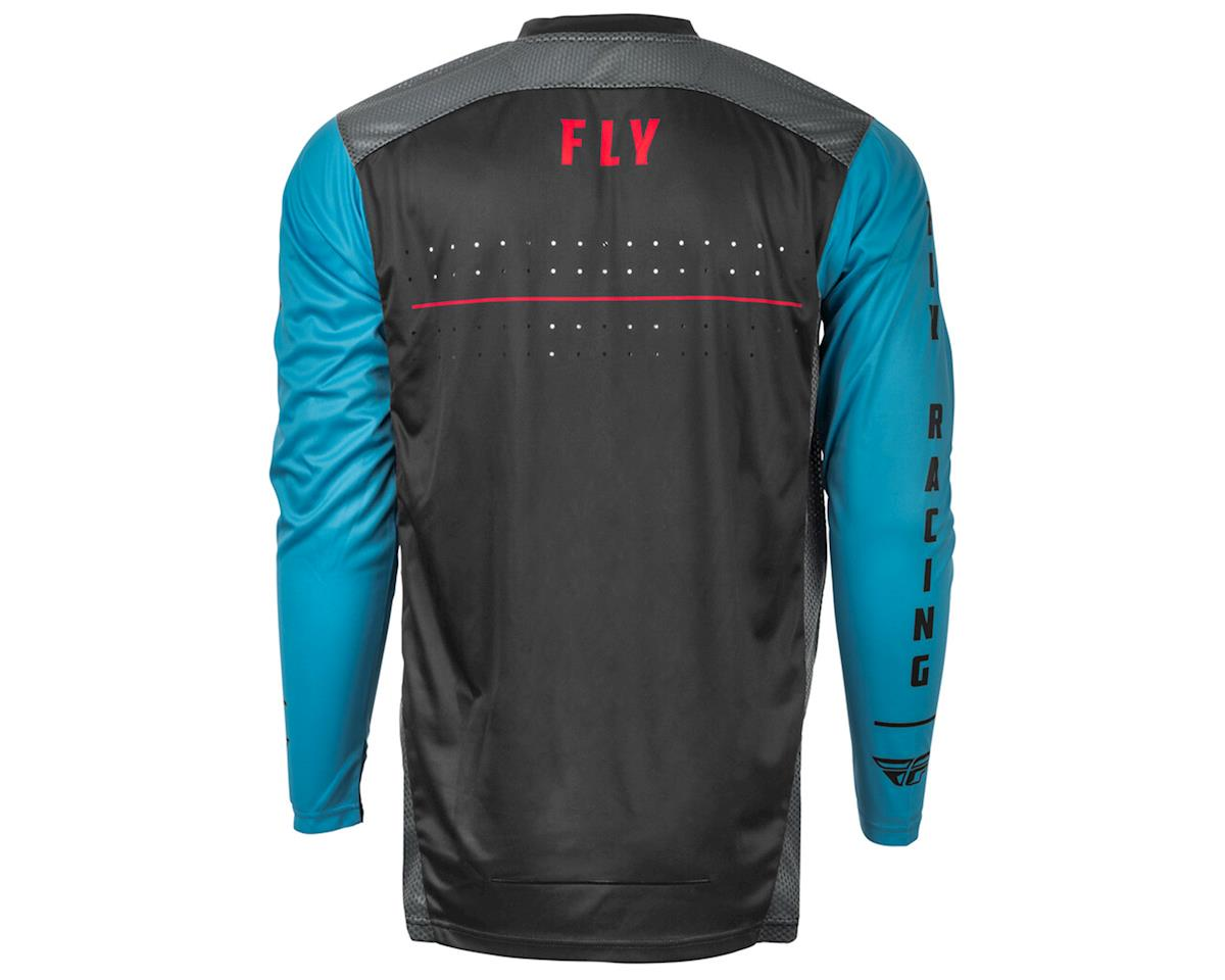 Image 2 for Fly Racing Radium Jersey (Blue/Black/Red) (M)
