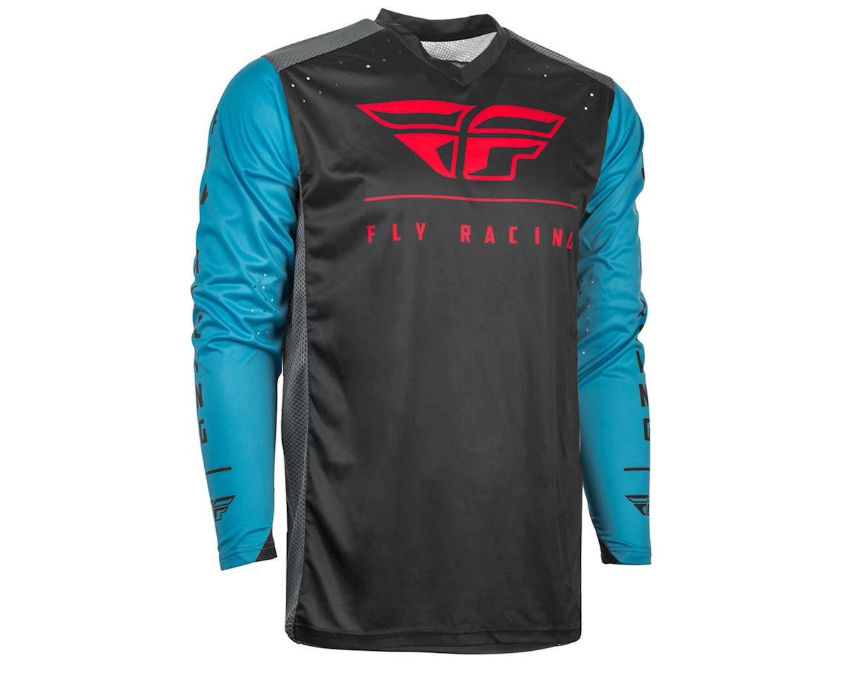 Image 1 for Fly Racing Radium Jersey (Blue/Black/Red) (S)