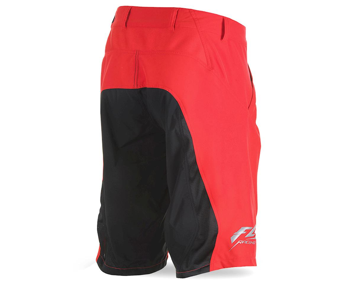 Image 2 for Fly Racing Warpath Shorts (Red/Black) (38)