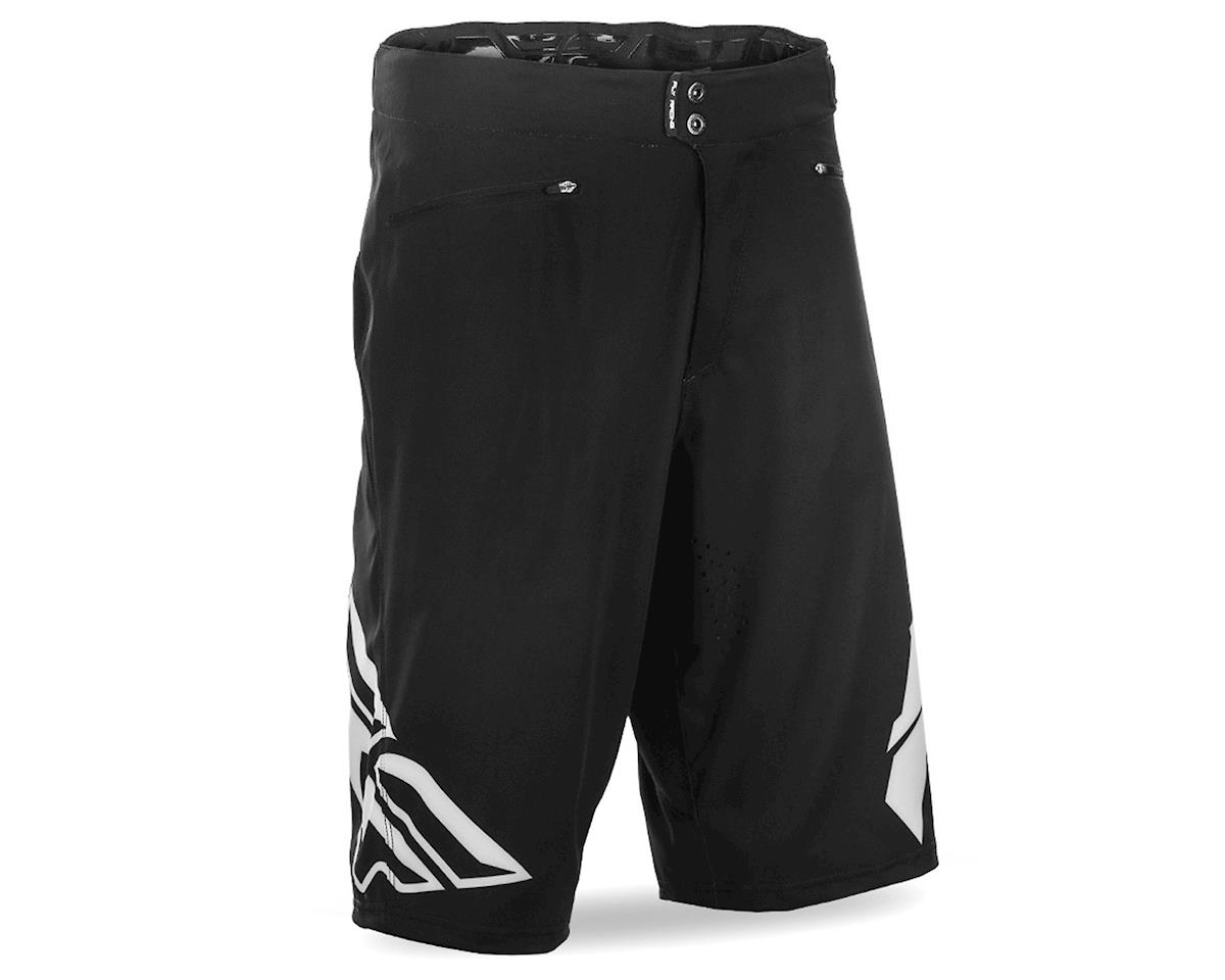 Fly Racing Radium Mountain Bike Short (Black/White)