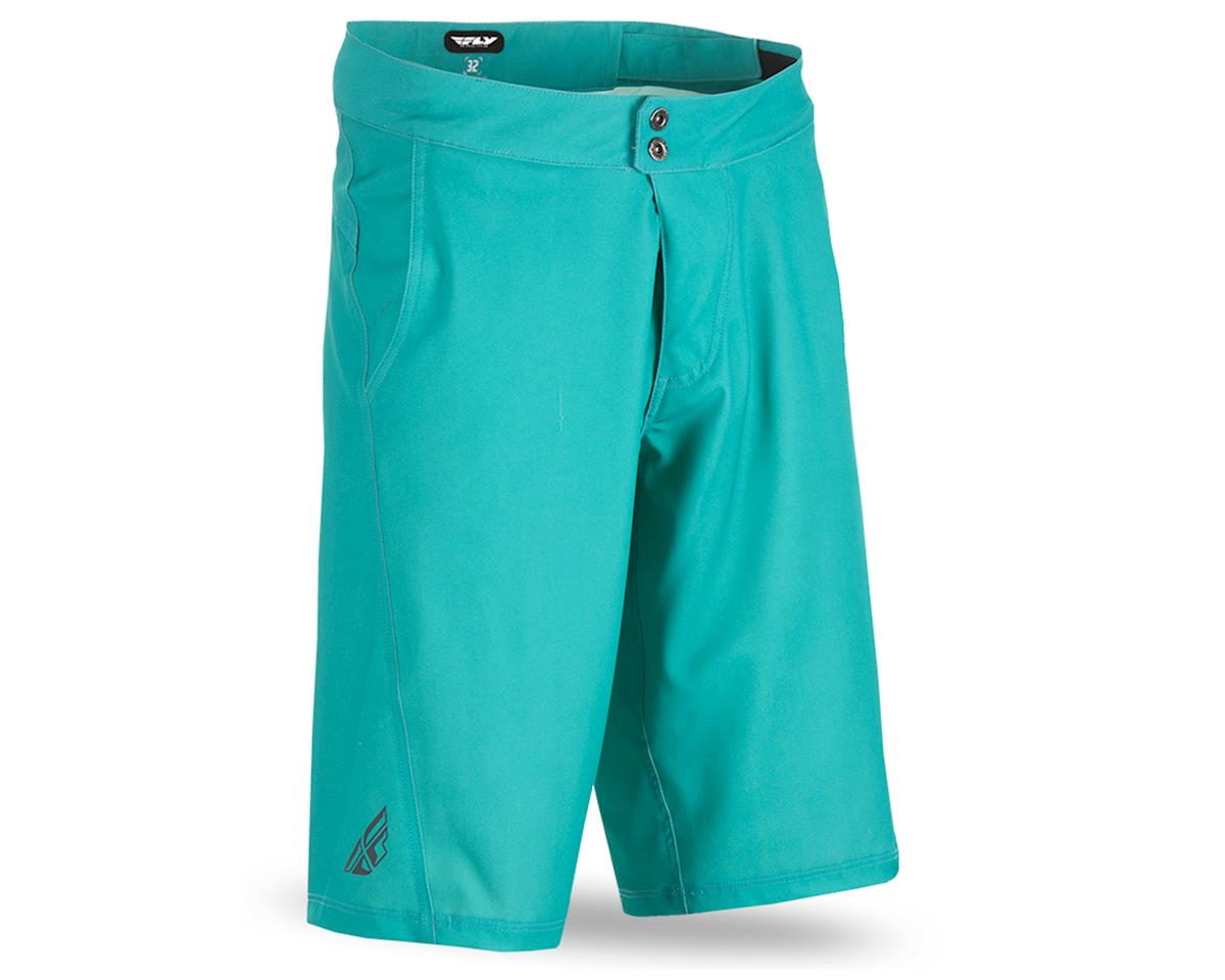 Fly Racing Maverik Mountain Bike Short (Teal) (32)
