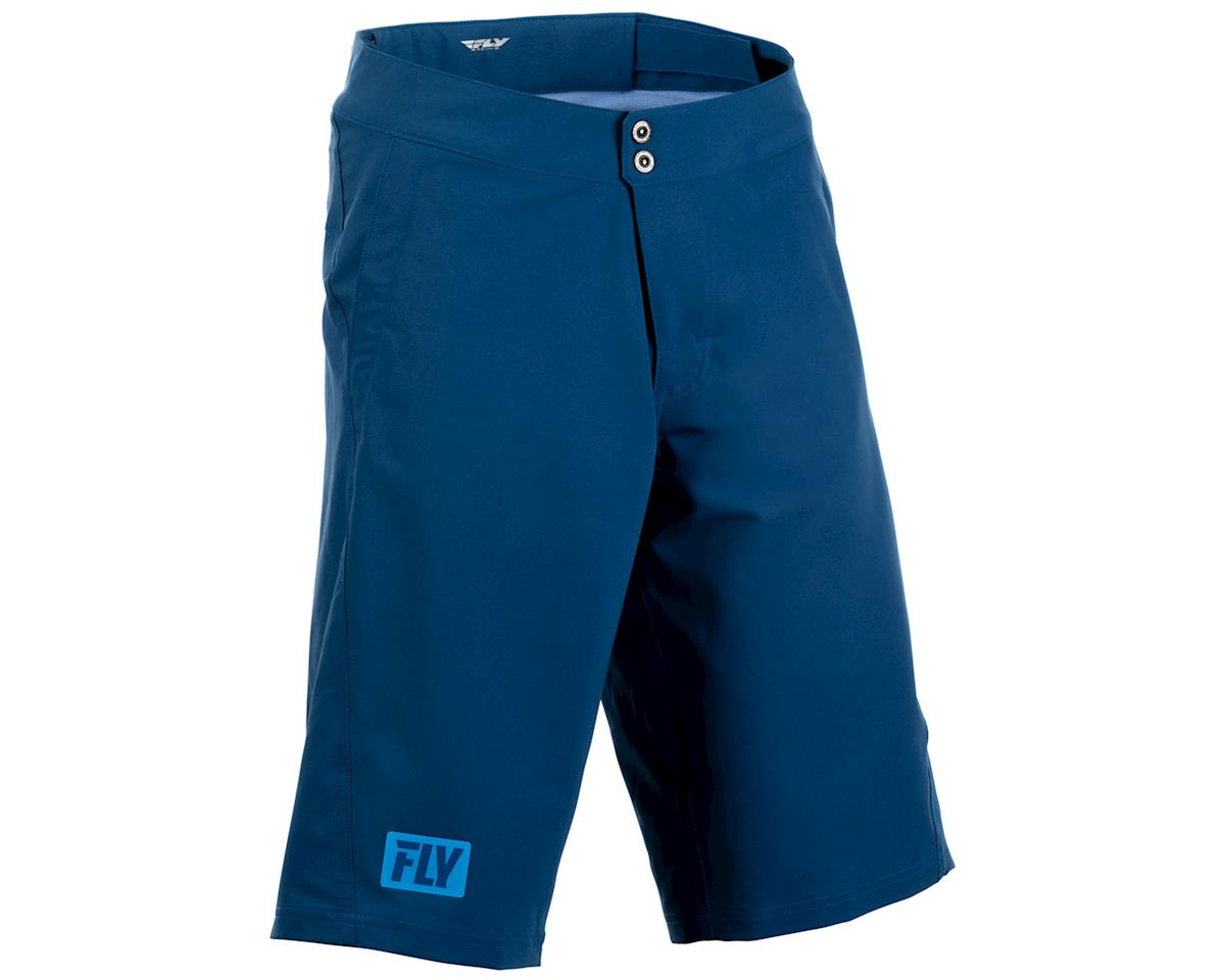 Image 1 for Fly Racing Maverik Mountain Bike Short (Navy) (30)