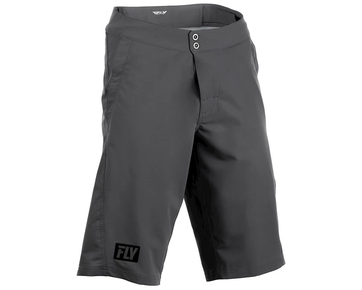 Fly Racing Maverik Mountain Bike Short (Charcoal Grey)