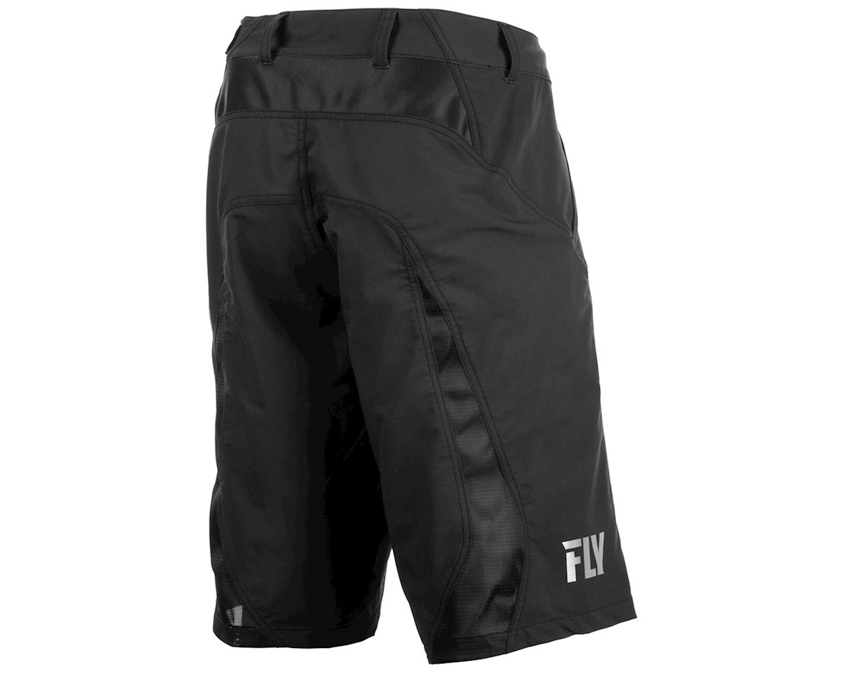 Image 2 for Fly Racing Warpath Shorts (Black) (34)