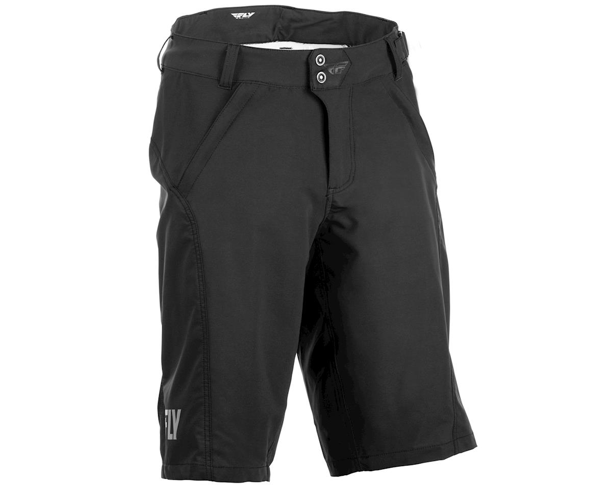 Fly Racing Warpath Mountain Bike Short (Black) (36)