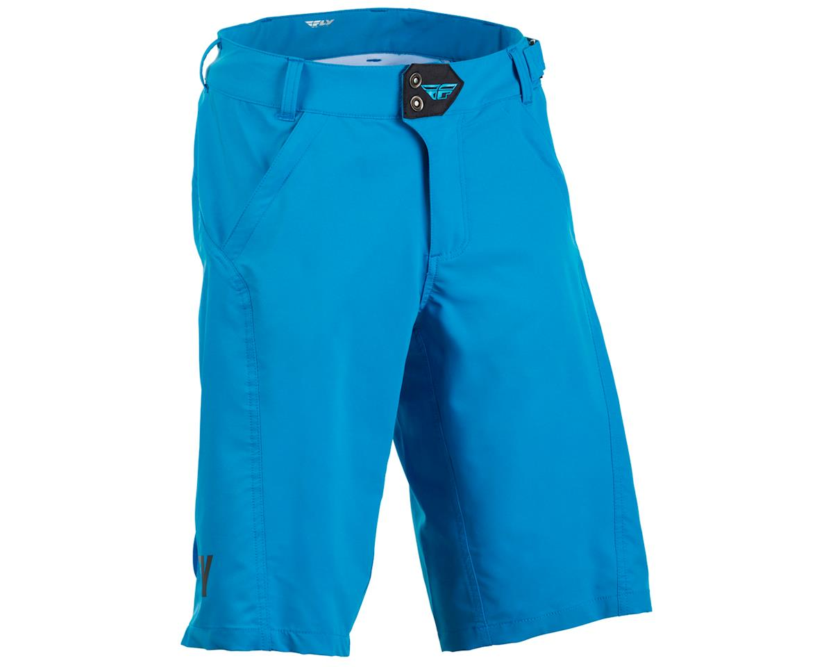 Image 1 for Fly Racing Warpath Shorts (Blue) (34)
