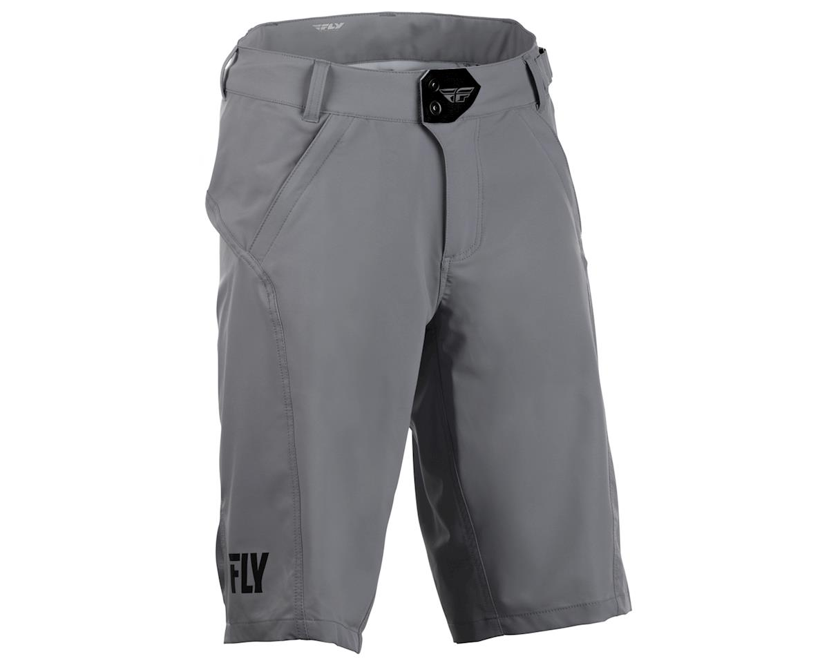 Fly Racing Warpath Mountain Bike Short (Grey)