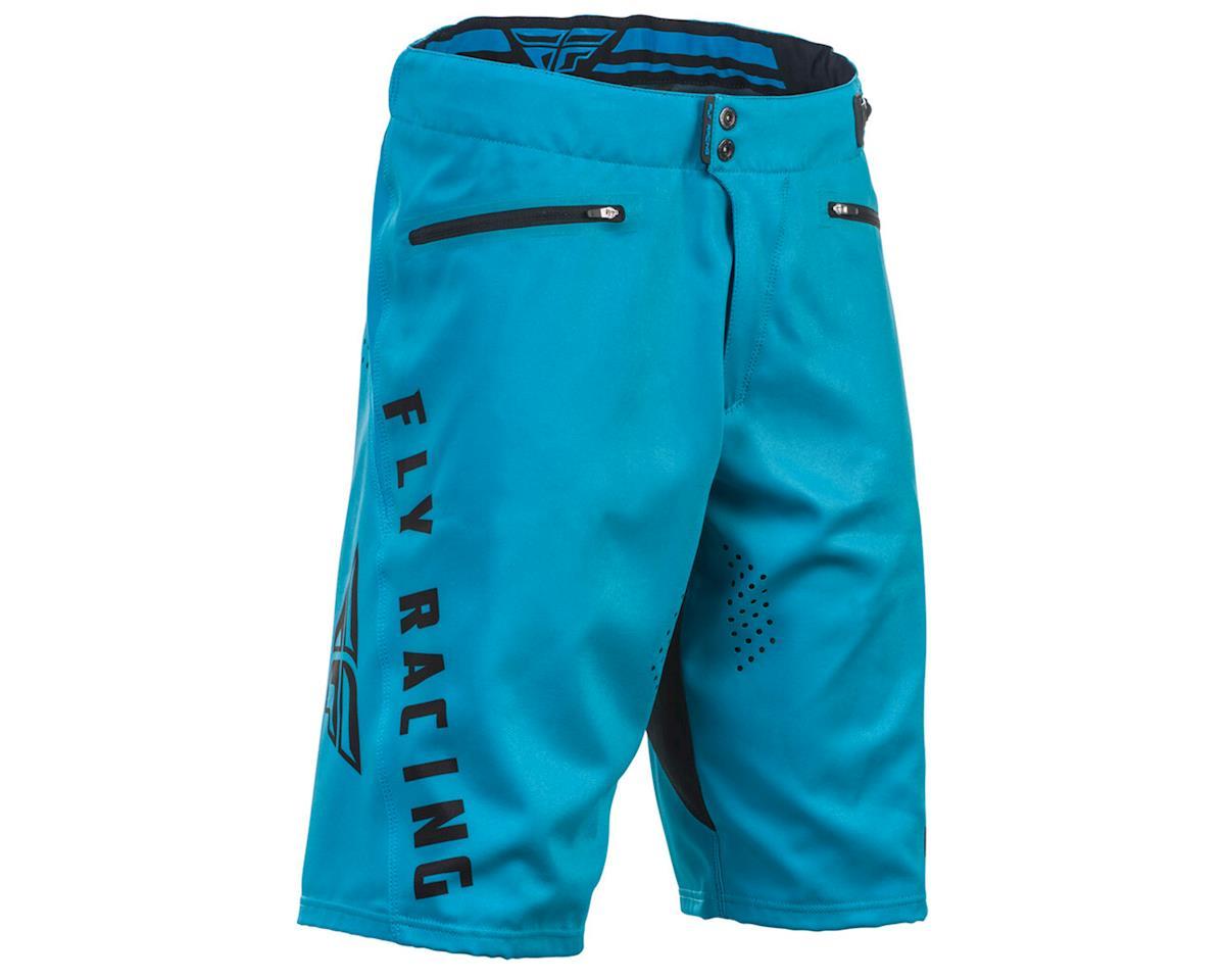 Image 1 for Fly Racing Radium Bike Short (Blue) (32)
