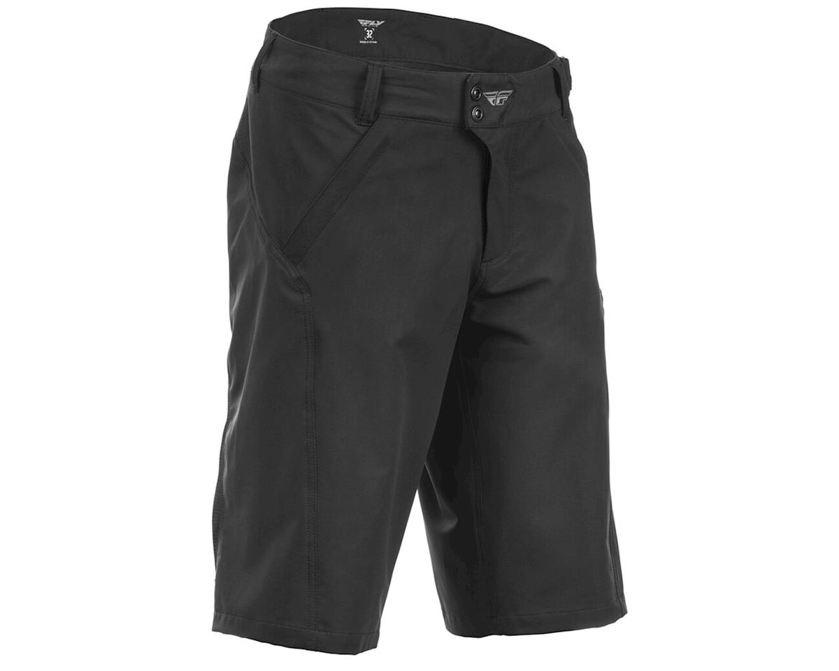 Image 1 for Fly Racing Warpath Shorts (Black) (36)