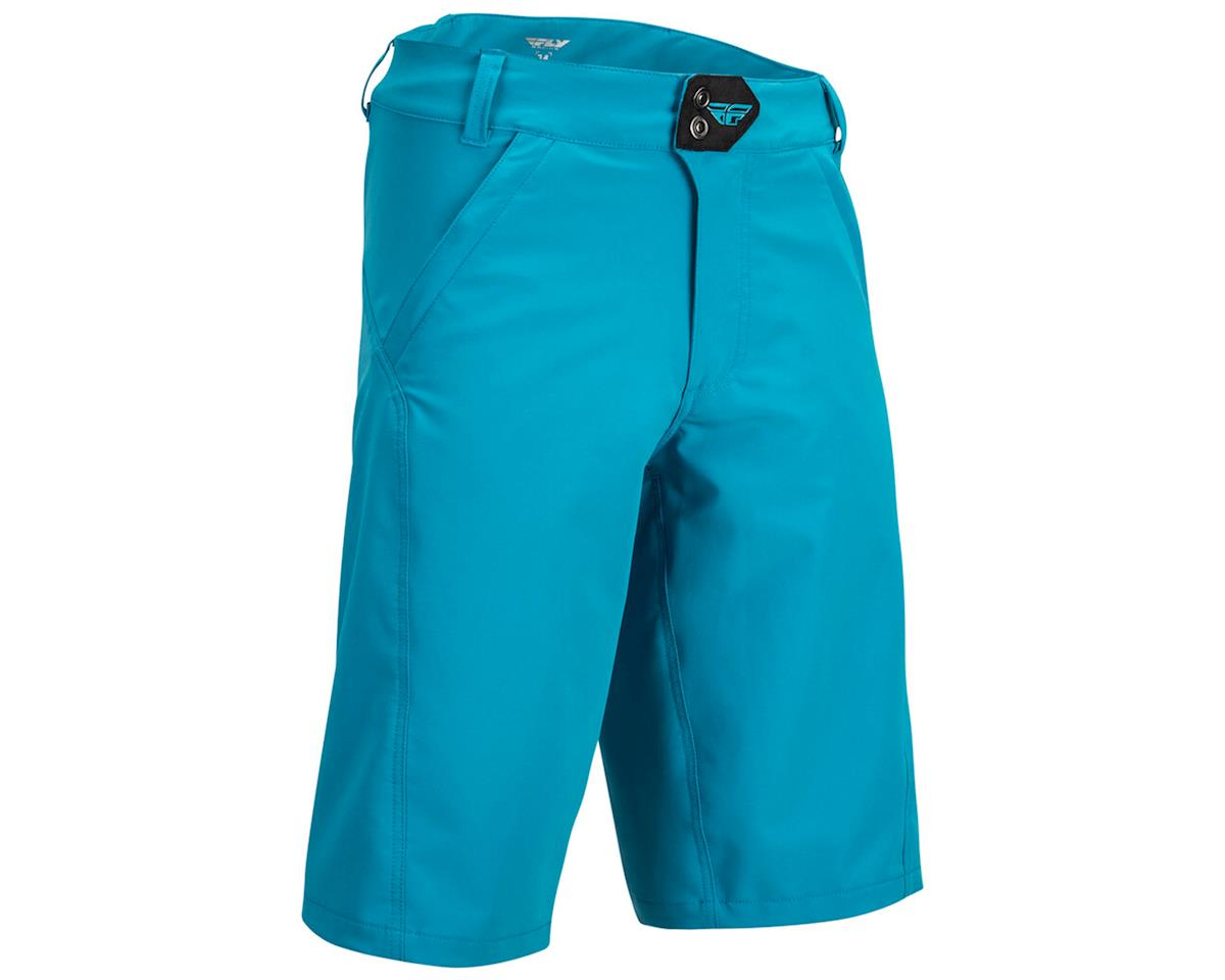 Image 1 for Fly Racing Warpath Shorts (Blue) (38)