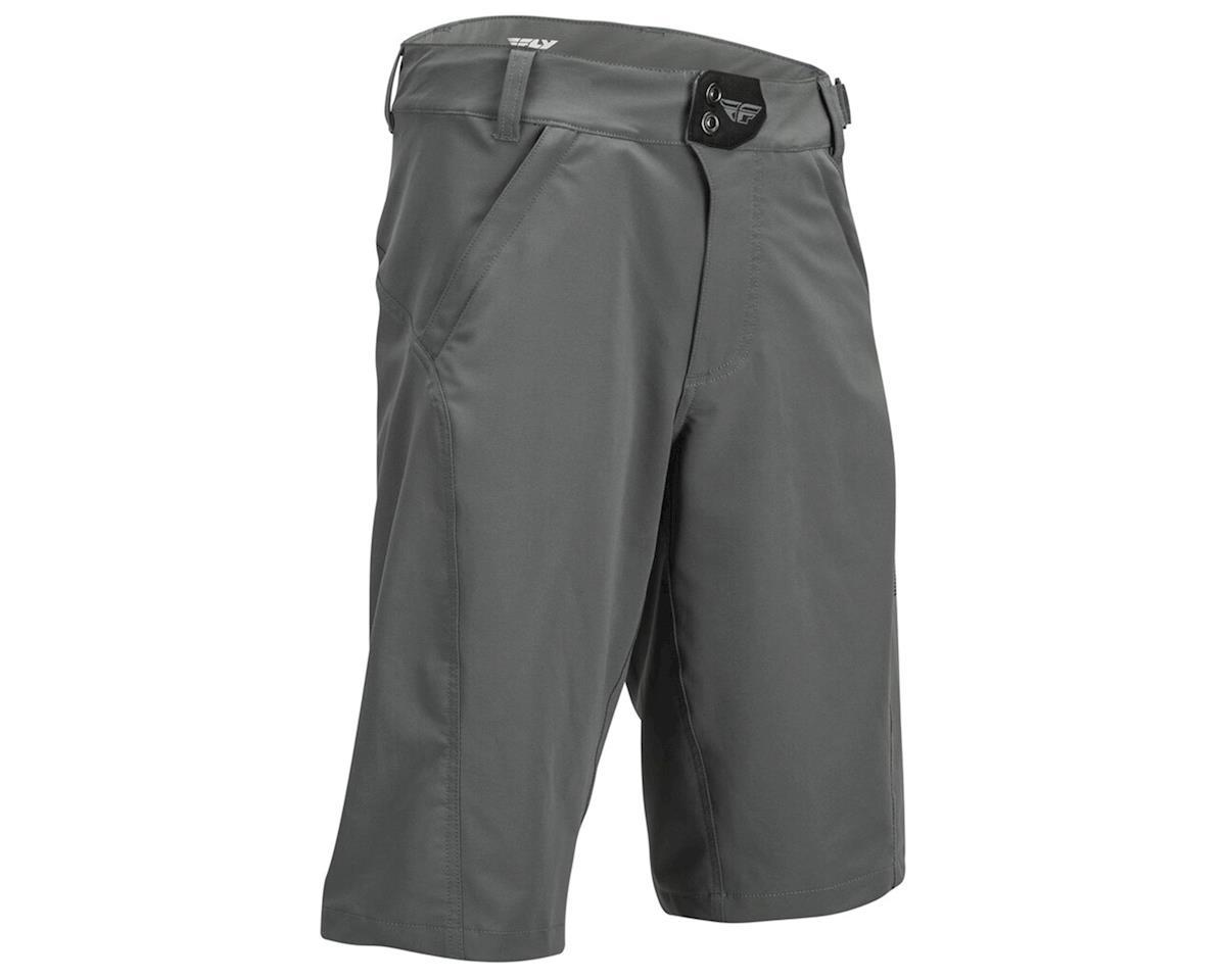 Image 1 for Fly Racing Warpath Shorts (Charcoal Grey) (30)