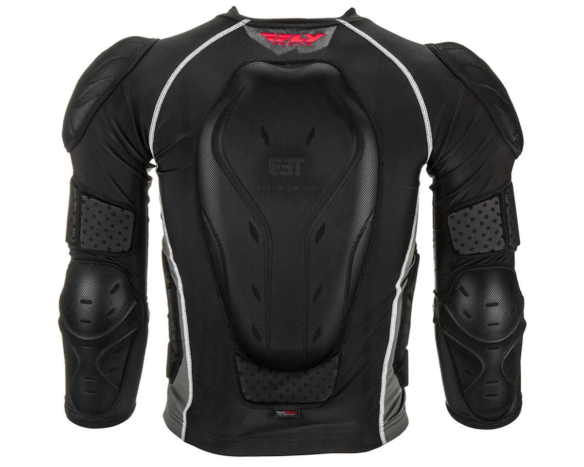 Fly Racing Barricade Long Sleeve Suit (Black) (S)