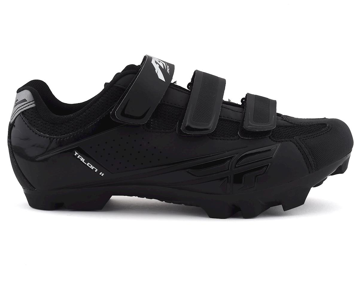 Fly Racing Talon II Mountain Bike Shoe (Black) (33)