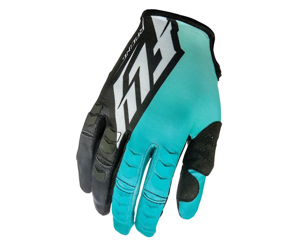 Fly Racing Kinetic MTB Glove (Teal/Black) (S)