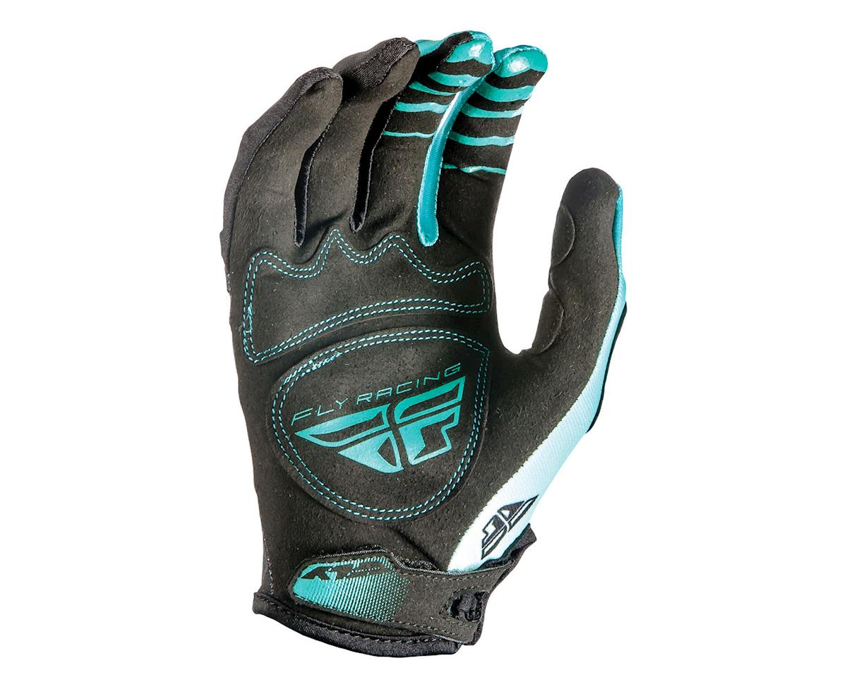 Fly Racing Kinetic MTB Glove (Teal/Black) (S)