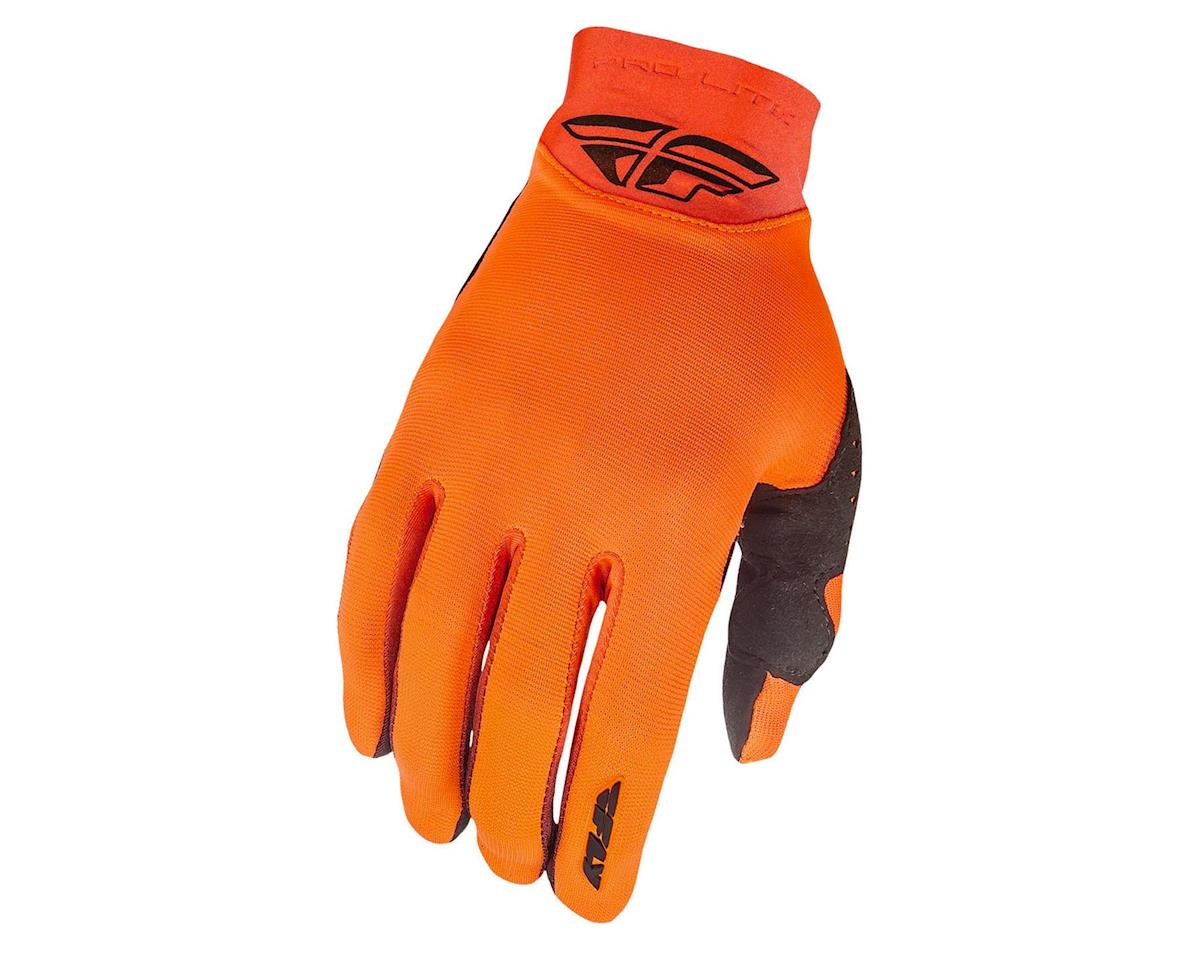 Fly Racing Pro Lite MTB Glove (Fluorescent Orange/Black) (S)