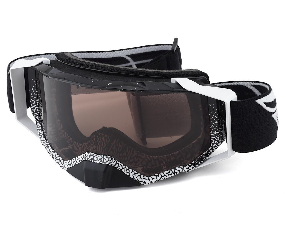 Fly Racing Zone Watercraft Pro Goggle (Black/White) (Polarized Bronze Lens)