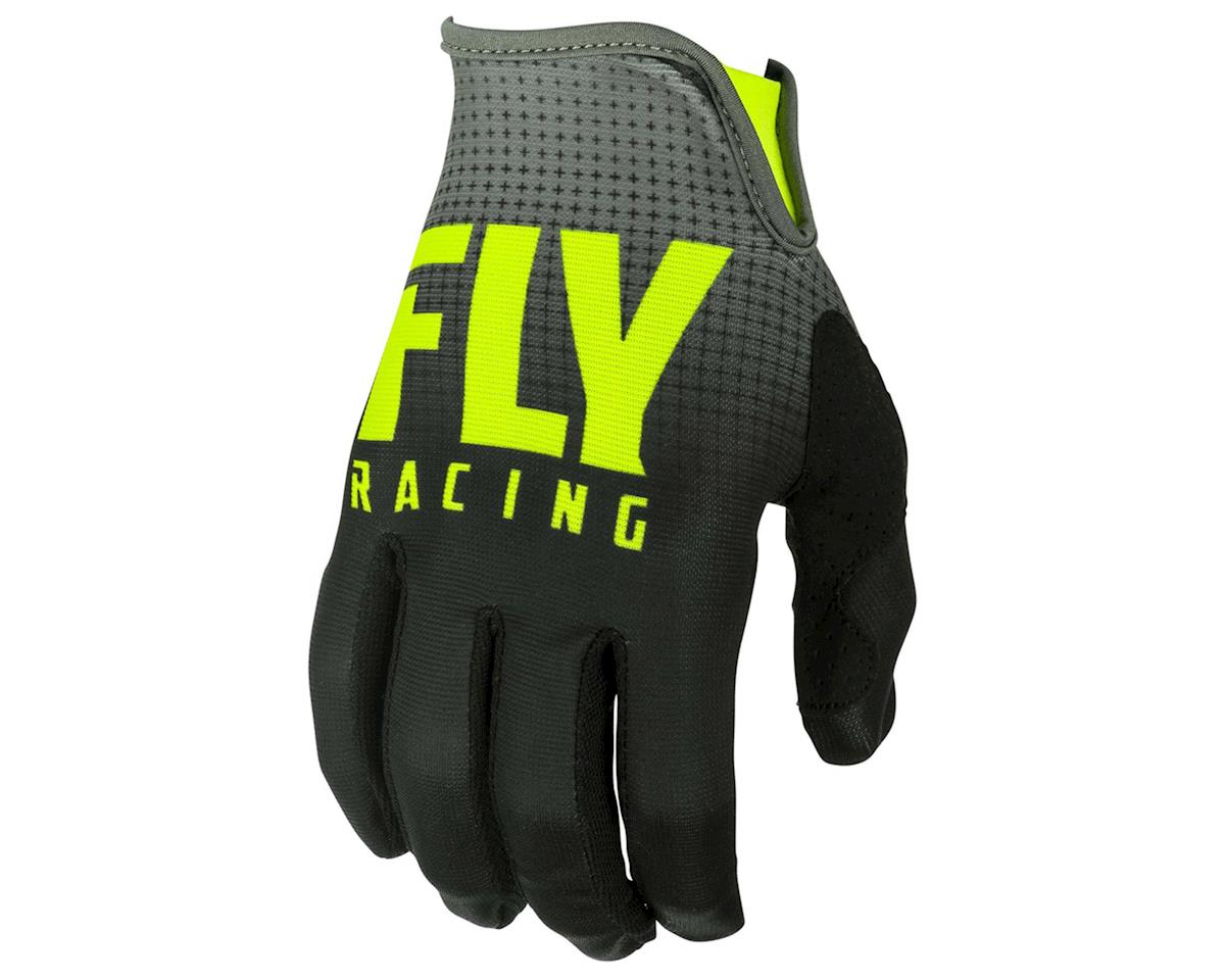 Fly Racing Lite Glove (Black/Hi Vis) (S)