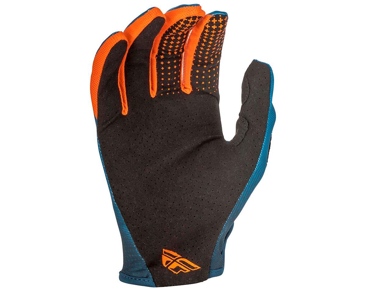 Image 2 for Fly Racing Lite Mountain Bike Glove (Orange/Navy) (2XL)