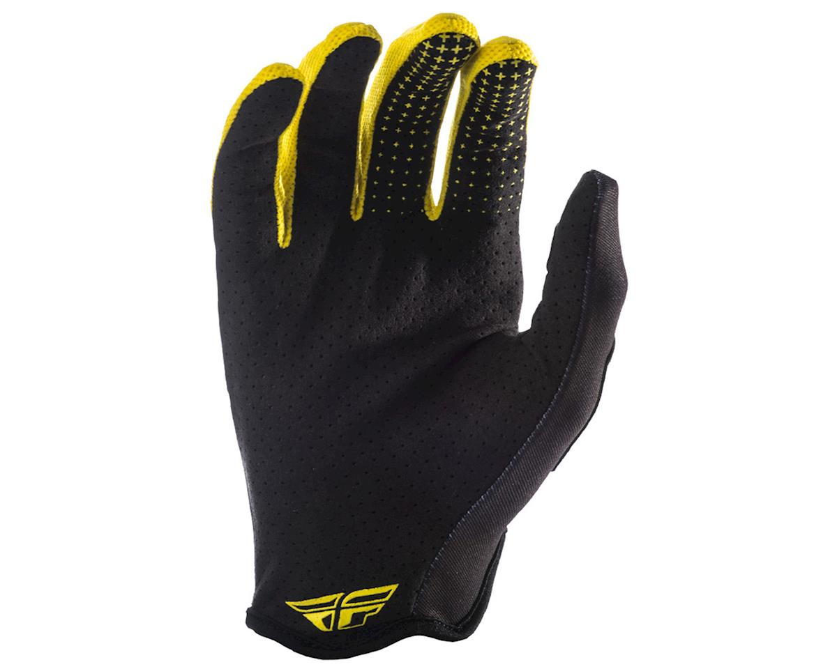 Image 2 for Fly Racing Lite Glove (Rockstar Yellow/Black) (S)