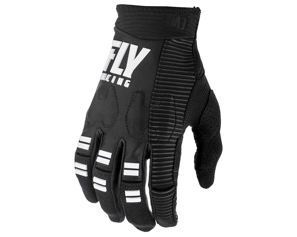 Fly Racing Evolution DST Mountain Bike Glove (Black/White)