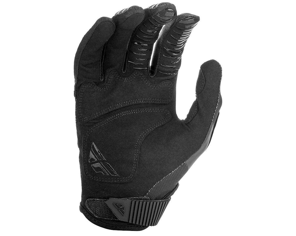 Fly Racing Kinetic Shield Mountain Bike Glove (Black) (S)