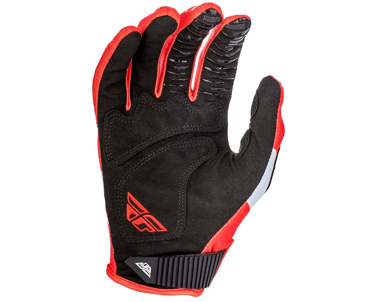 Fly Racing Kinetic Shield Mountain Bike Glove (Red/White) (XS)