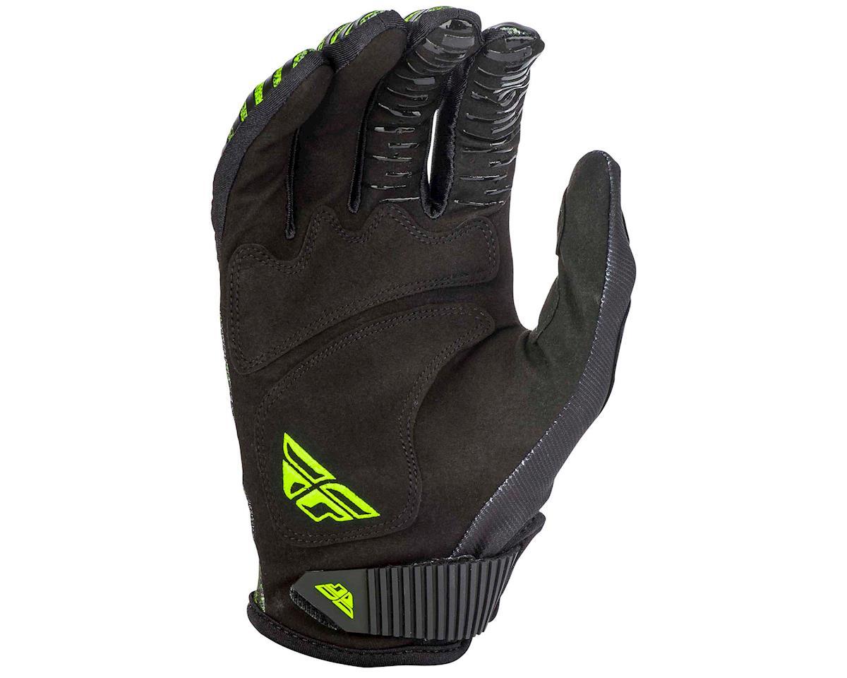 Fly Racing Kinetic Noiz Mountain Bike Glove (Black/Hi-Vis) (2XL)