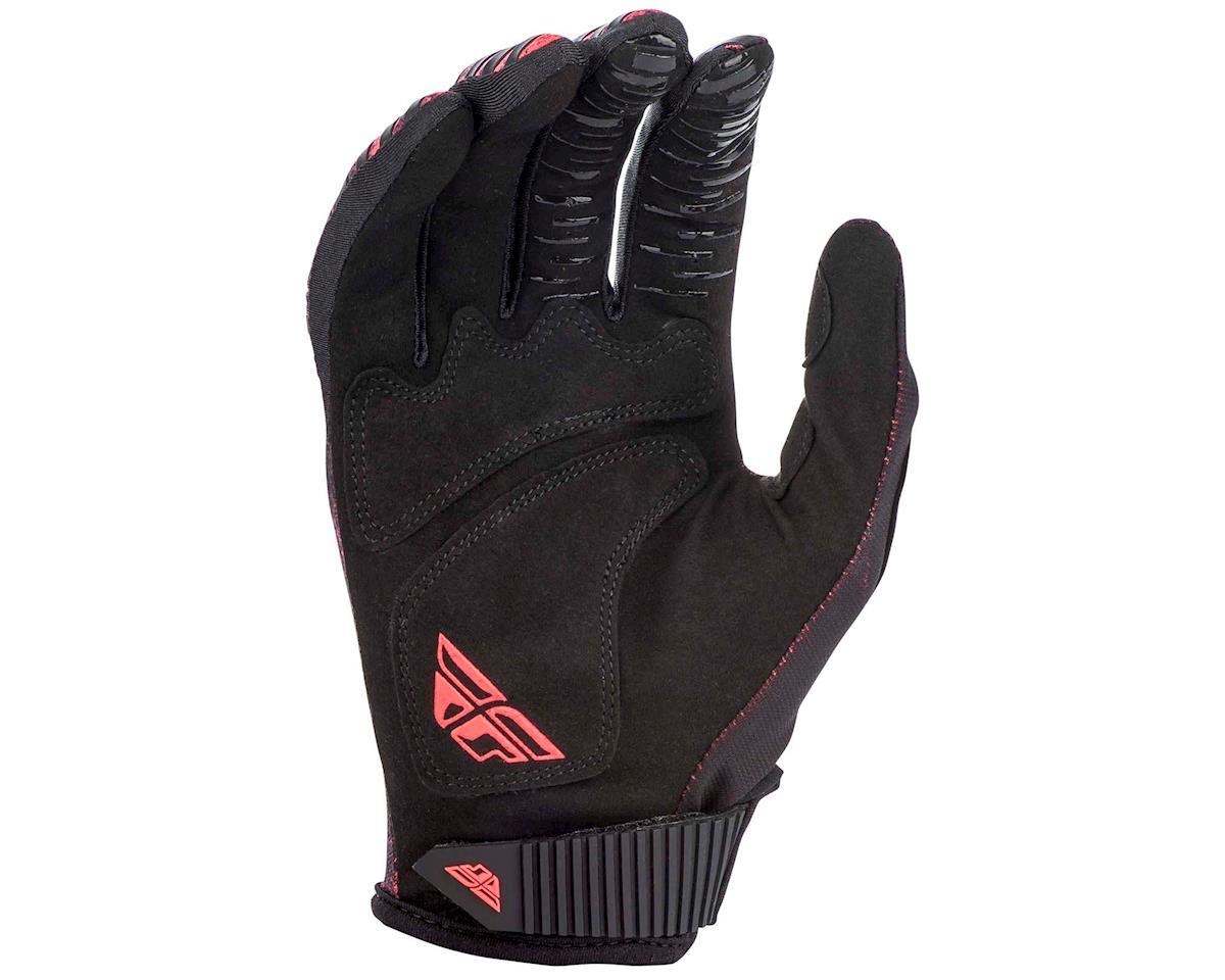 Fly Racing Kinetic Noiz Mountain Bike Glove (Neon Red/Black) (XL)