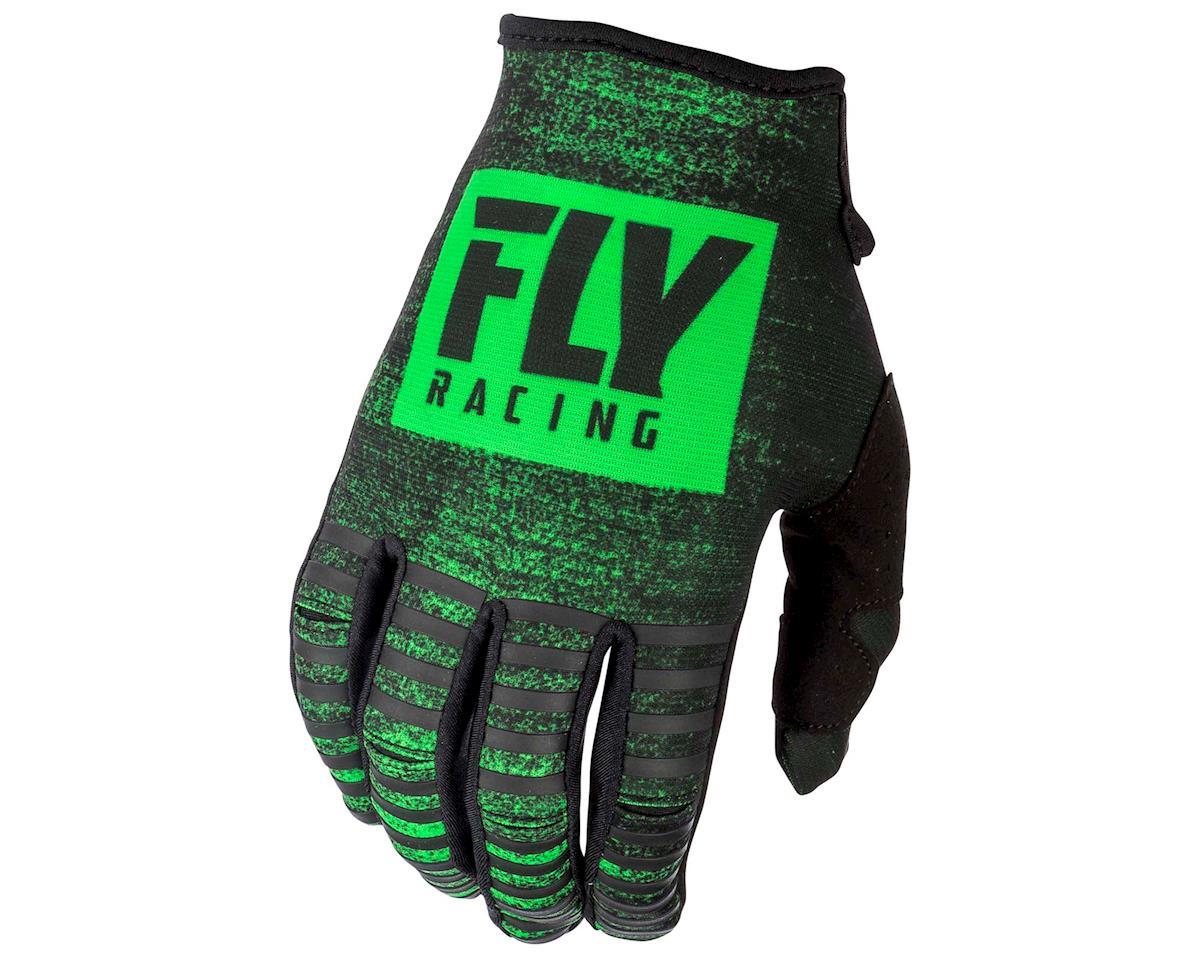 Fly Racing Kinetic Noiz Mountain Bike Glove (Neon Green/Black) (2XL)