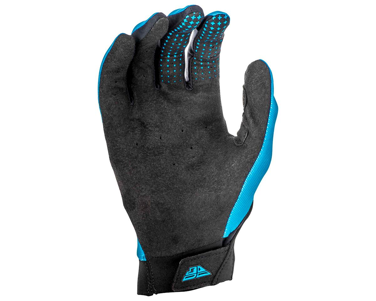 Image 2 for Fly Racing Pro Lite Mountain Bike Glove (Blue/Black) (XS)