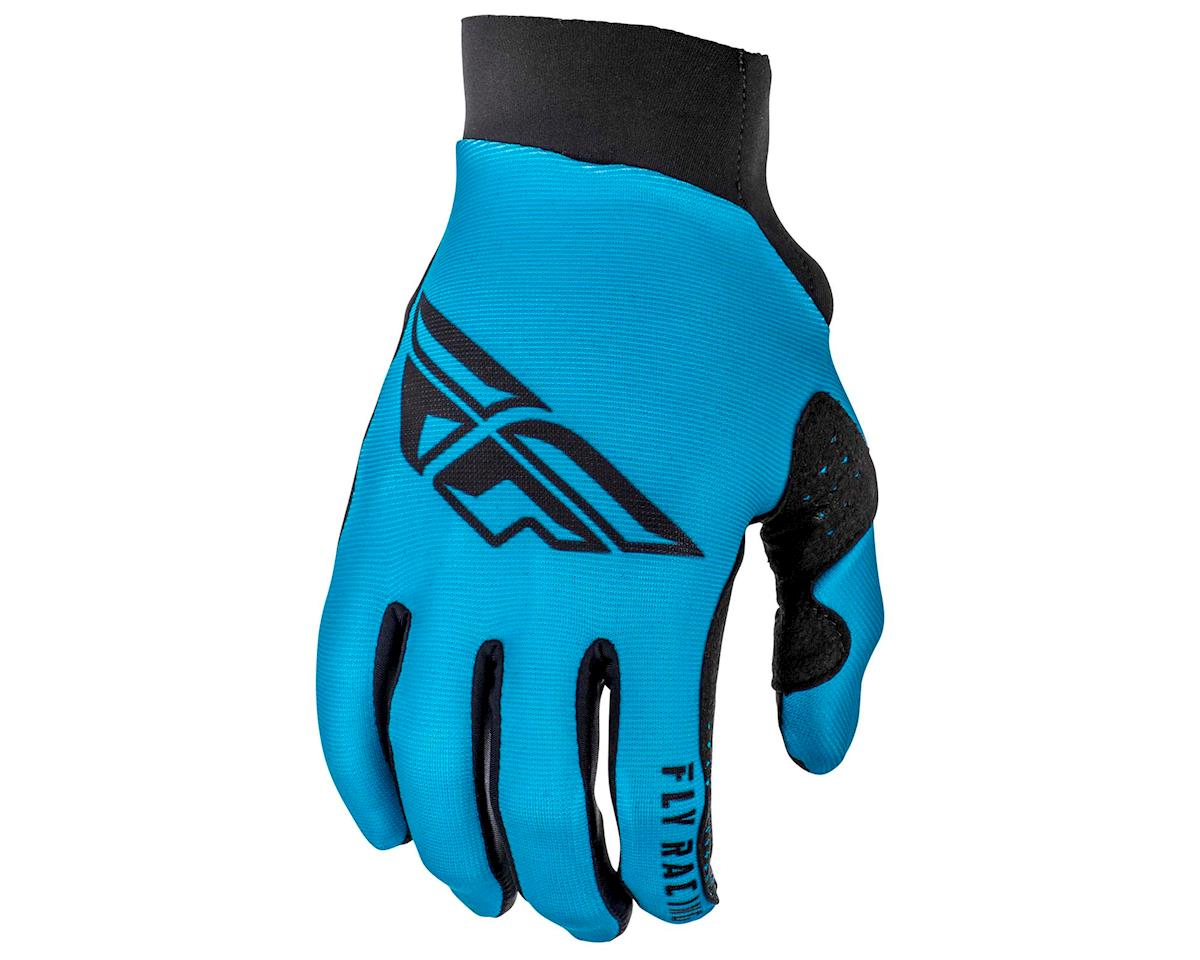 Fly Racing Pro Lite Mountain Bike Glove (Blue/Black) (M)