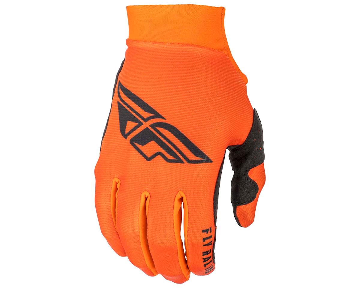 Image 1 for Fly Racing Pro Lite Mountain Bike Glove (Orange/Black) (L)