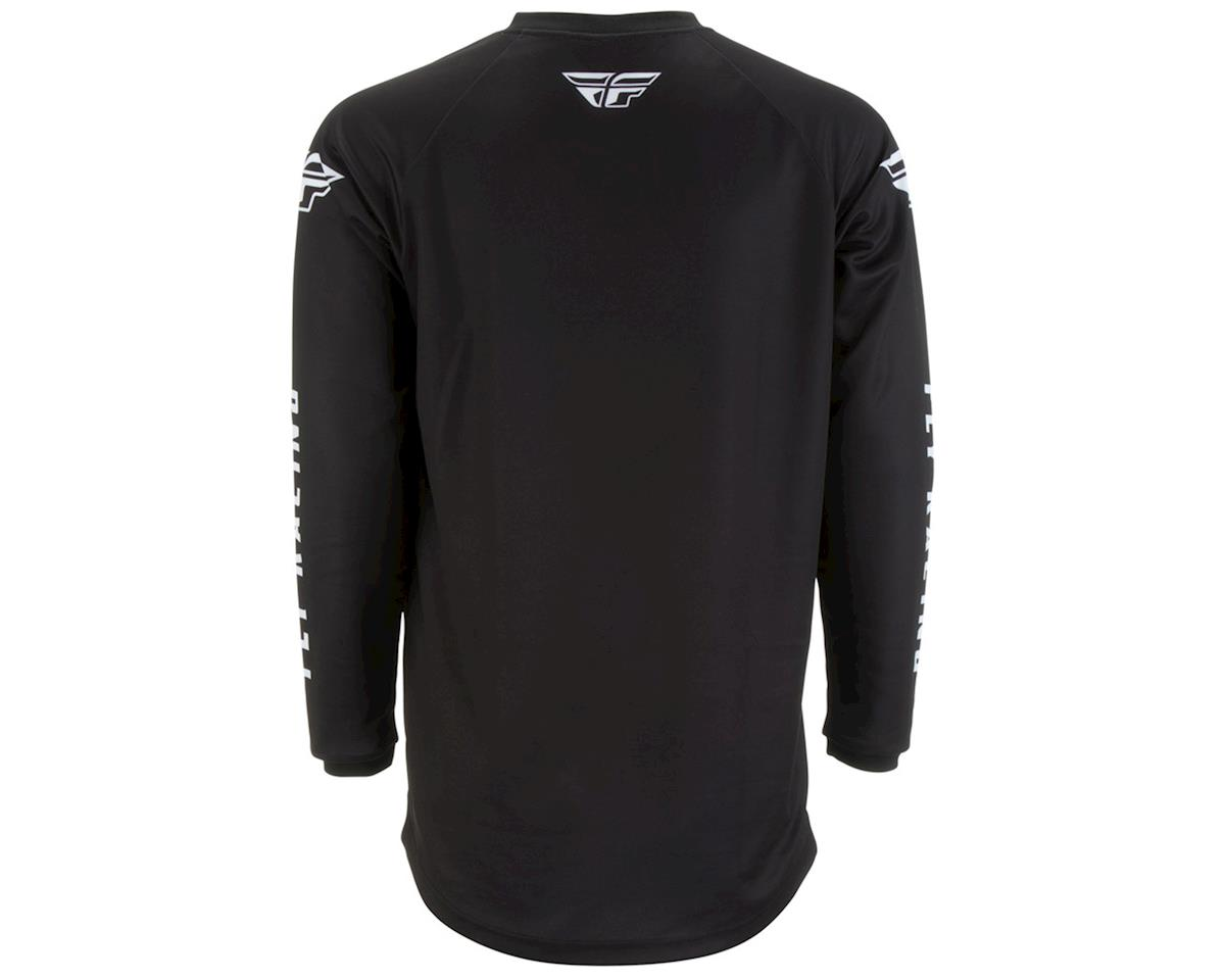 Fly Racing Universal Jersey (Black) (XL)