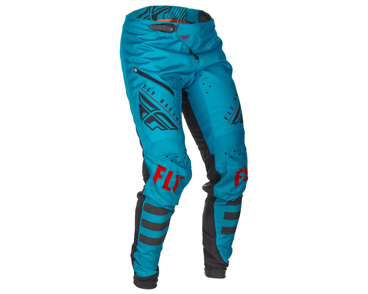 Image 1 for Fly Racing Kinetic Bicycle Pants (Blue/Black) (32)