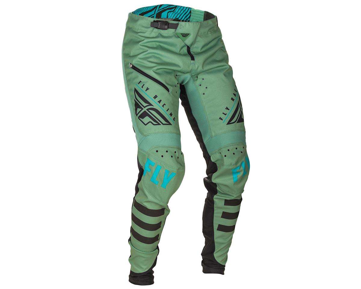 Fly Racing Kinetic Bicycle Pants (Sage Green/Black) (38)