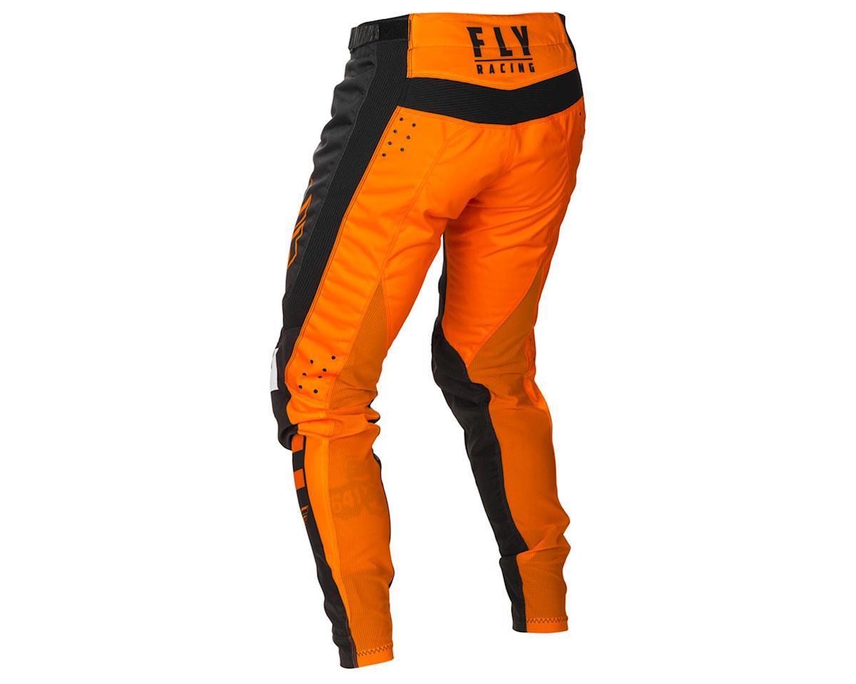 Image 2 for Fly Racing Kinetic Bicycle Pants (Black/Orange) (34)