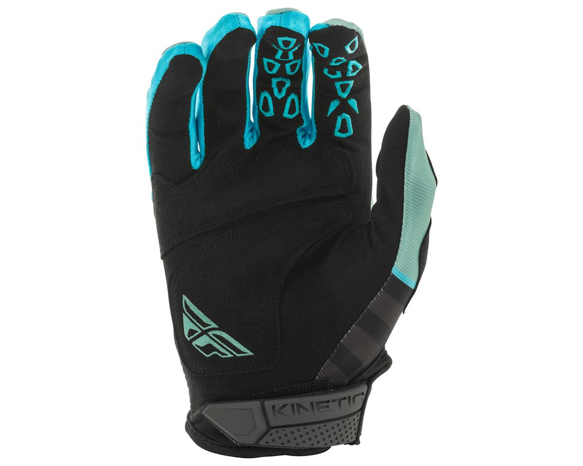 Image 2 for Fly Racing Kinetic K120 Gloves (Sage Green/Black) (XL)