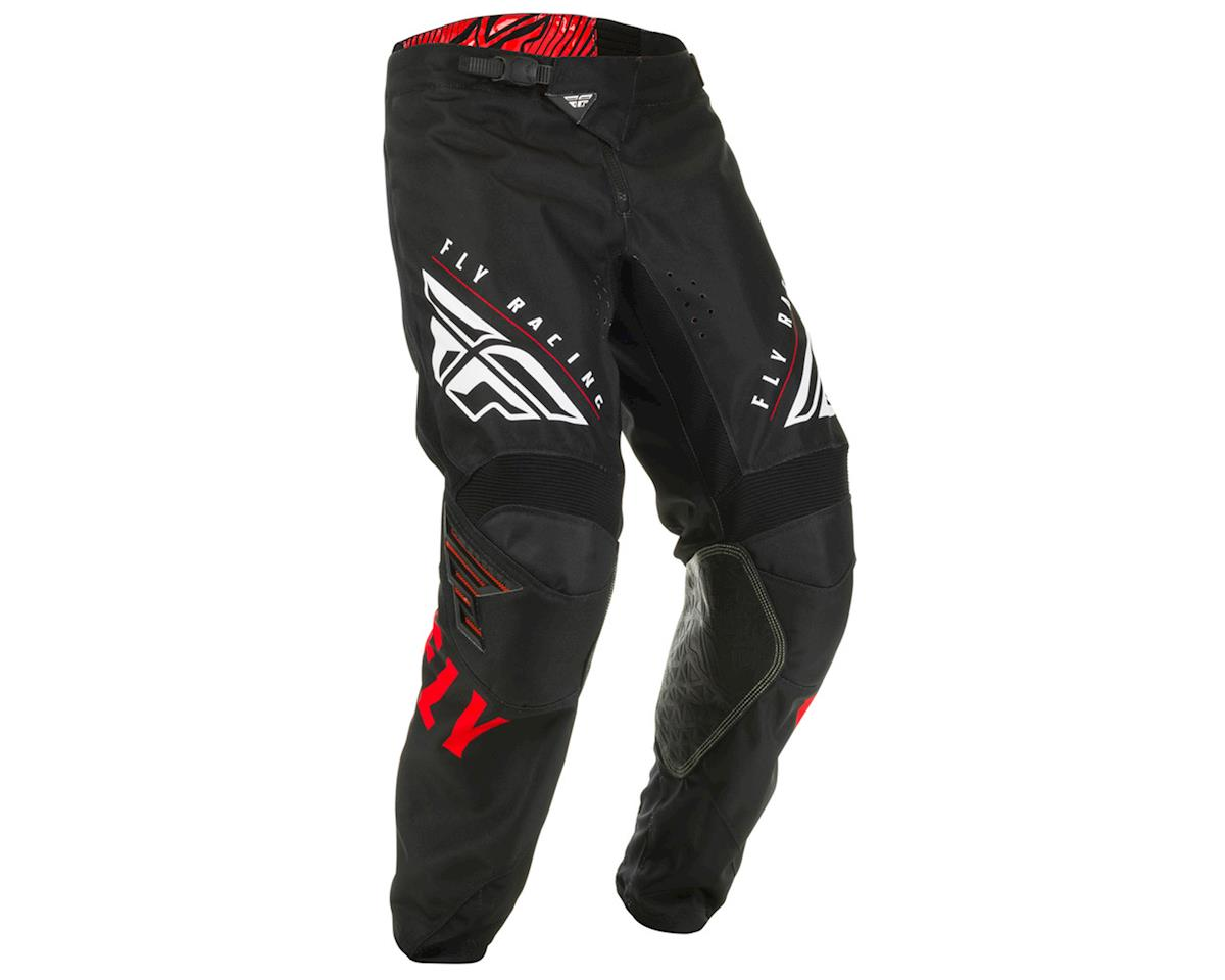 Fly Racing Kinetic K220 Pants (Red/Black/White) (28 Short)